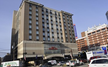 Hilton Garden Inn CapEx Improvements