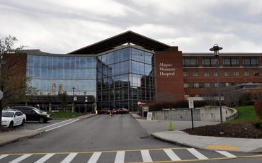 A picture of Magee Women's Hospital of UPMC