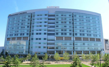 A picture of Nationwide Children's Replacement Hospital