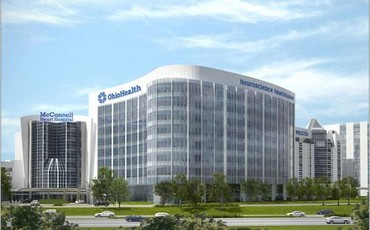 A picture of Riverside Methodist Hospital Enabling Project