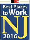 Best Places to Work NJ 2016