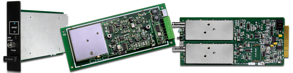 ACCUMEASURE   Capacitance Board for OEMs