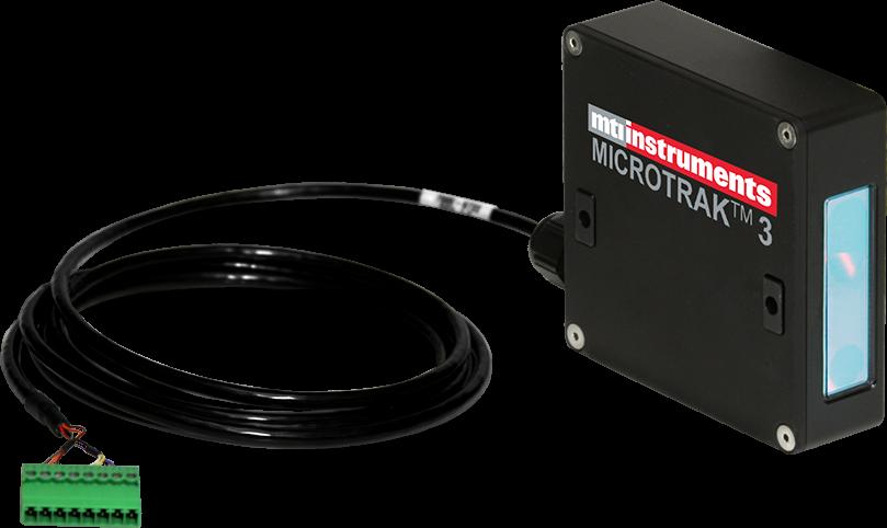 MICROTRAK 3 | Laser Displacement Sensor