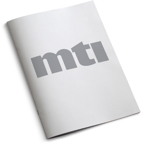 MTI 2016 Annual Report