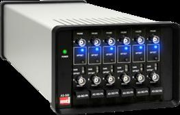 ACCUMEASURE | Modular Capacitance Rack System