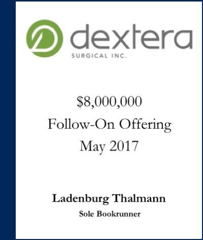 Dextera Surgical Inc.