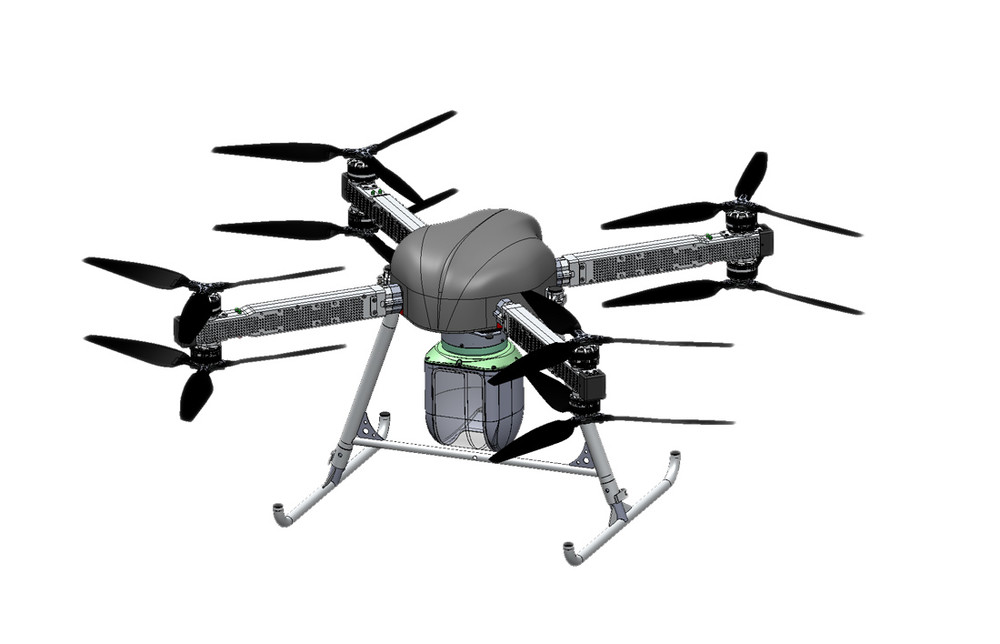 WATT: ETAP - Electric Tethered Aerial Platform