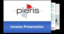 Pieris Pharmaceuticals, Inc. Investor Presentation