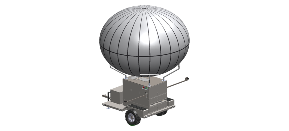 WASP: Winch Aerostat Small Platform