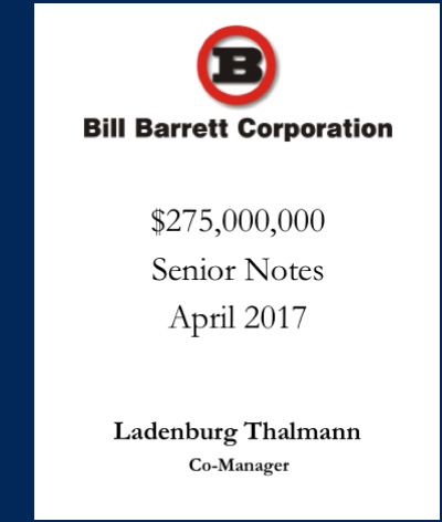 Bill Barrett Corporation