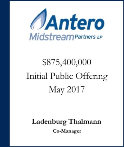 Antero Midstream Partners LP