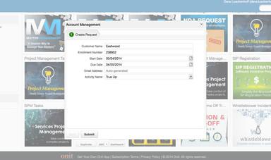Account Management Playbook Screenshot