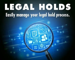 Legal Holds