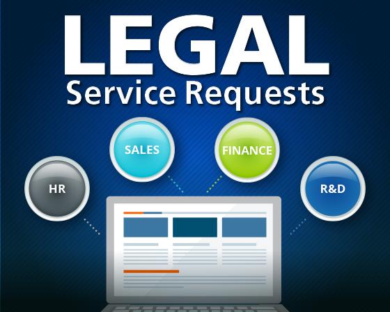 Legal Service Requests
