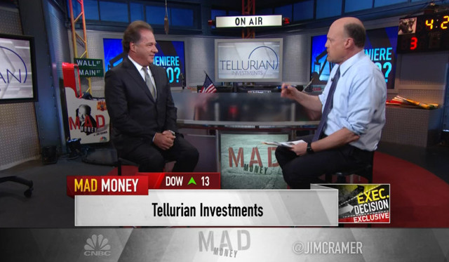 Tellurian Investments Charif Souki: The State Of Energy | Mad Money | CNBC
