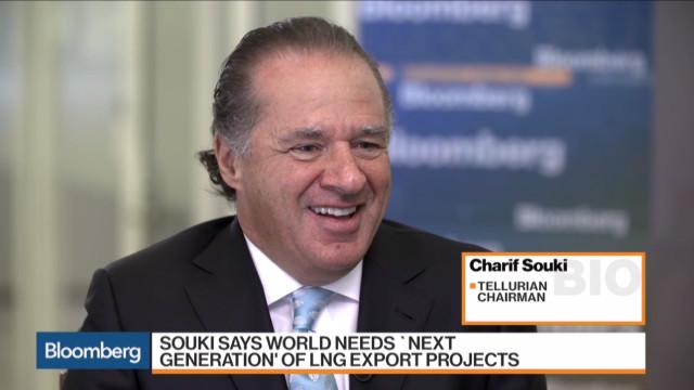 Charif Souki on LNG and Energy Market