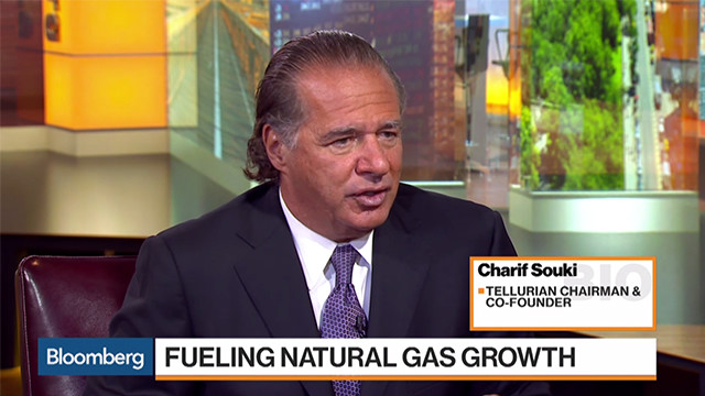 Charif Souki discusses global gas market with Bloomberg's Alix Steel
