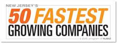 50 Fastest growing companies