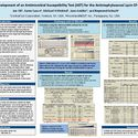 Development of an Antimicrobial Susceptibility Test (AST) for the Antistaphylococcal Lysin CF-301