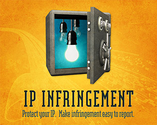 IP Infringement App