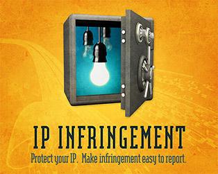 IP Infringement App