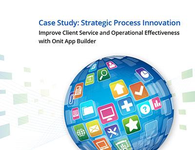 Strategic Process Innovation