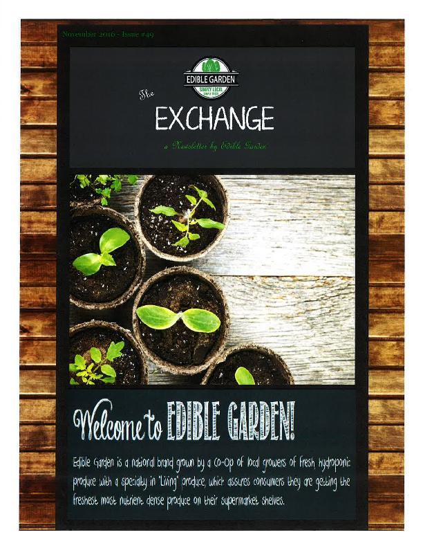 Exchange November 1 - 2016