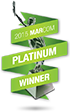 Warning: No such field 'year'.Marcom 2015 Platinum