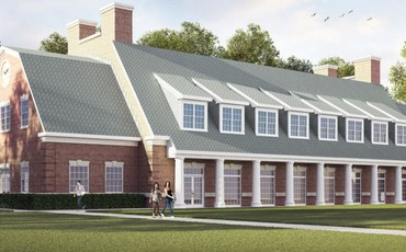 A picture of Rutgers University, Jameson Residence Hall
