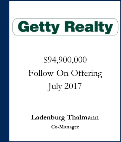 Getty Realty