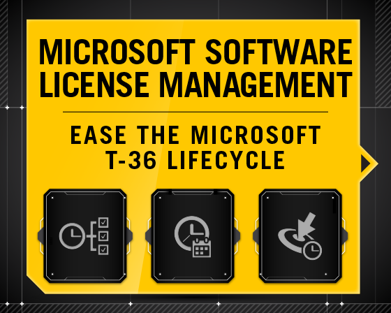 Microsoft Software License Management