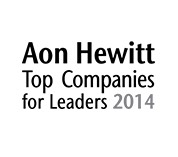Aon Hewitt Top Companies for Leaders 2014